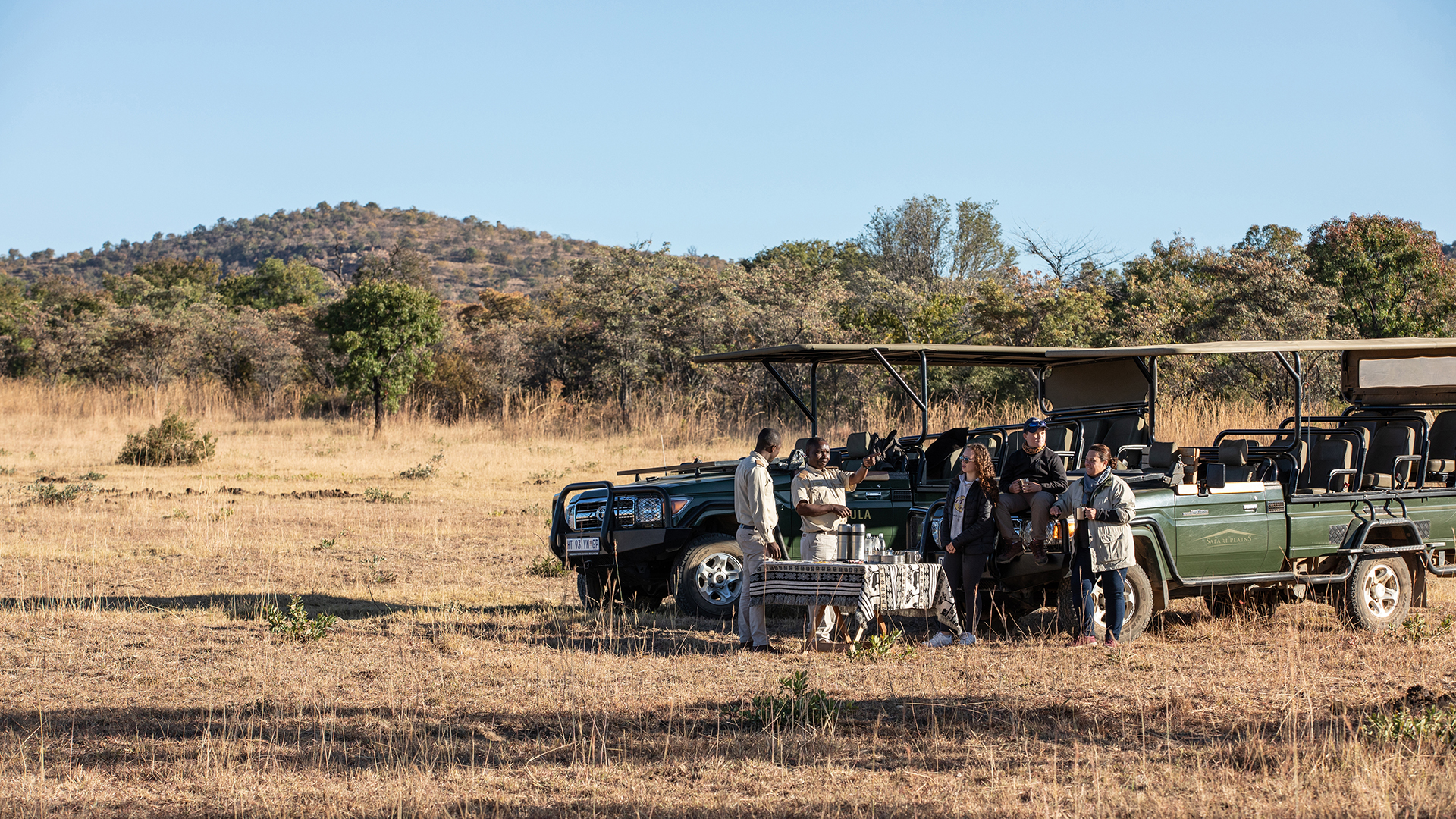 What do you need to know when going on Safari?